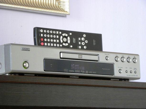 Odtwarzacz CD /DVD Denon 1740 HDMI compact disc