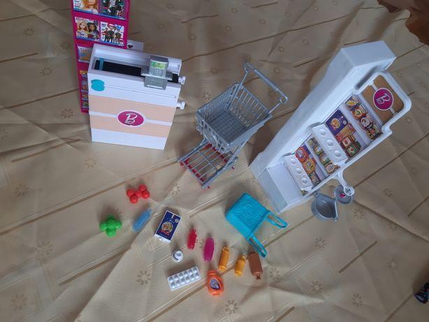Zestaw sklep dla lalek Barbie