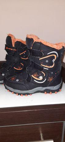 Зимові   чоботи.