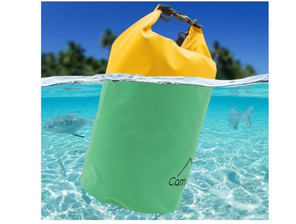 Bolsa Saco seca flutuante 20L - natação - desportos - supervivência
