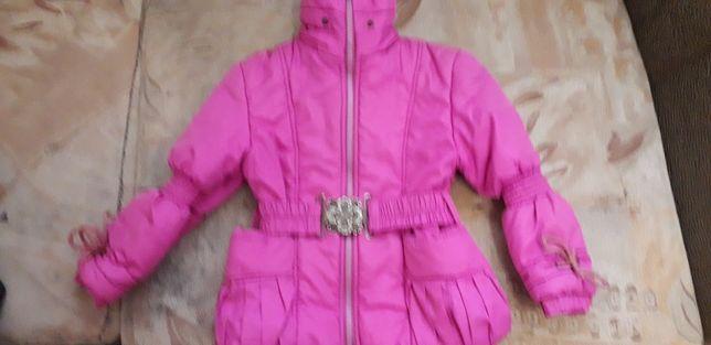 Курточка весна-осень на девочку 2 года