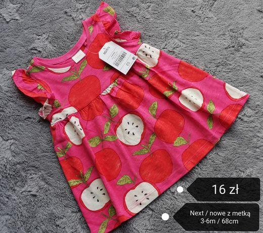 Sukienki 3-6m Next