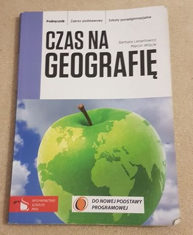 Podręcznik Czas na geografię Barbara Lenartowicz Marcin Wójcik