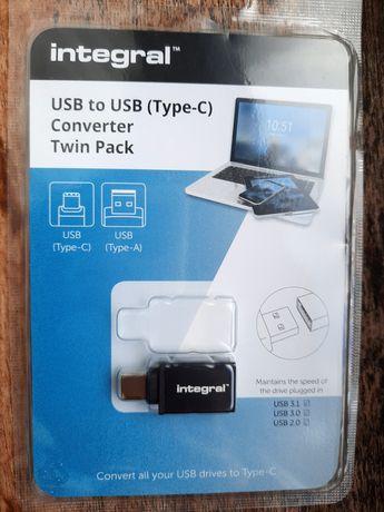 Adaptador USB - Type C
