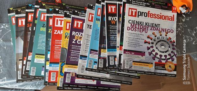 Kolekcja czasopism IT profesjonal