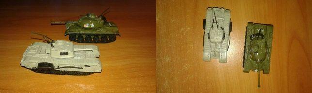 Военная техника Motormax commando force и танк Тигр 1