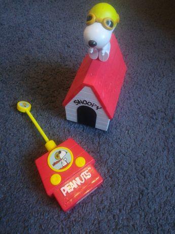 Snoopy zdalny pudełko prezent