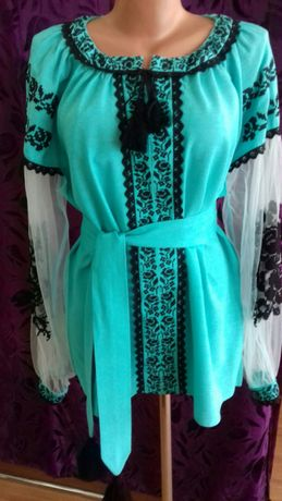 Вишиванка.вишита сорочка блузка