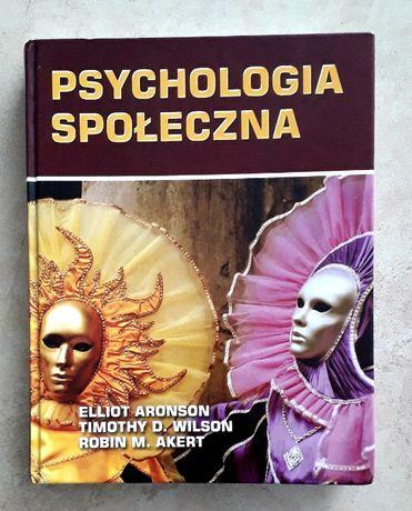 Psychologia Społeczna Aronson 2006
