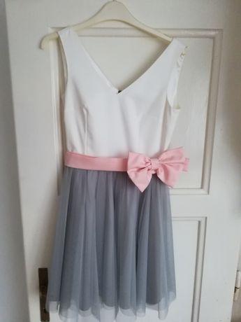 Sprzedam piękne sukienki r.S
