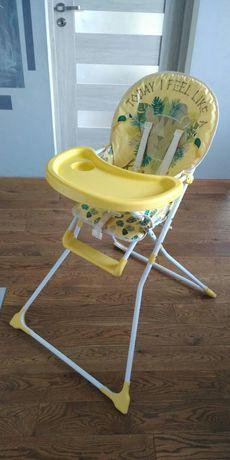Krzesło do karmienia Smyk