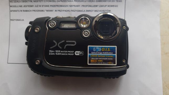 Fuji XP200 + dodatki , uszkodzony.