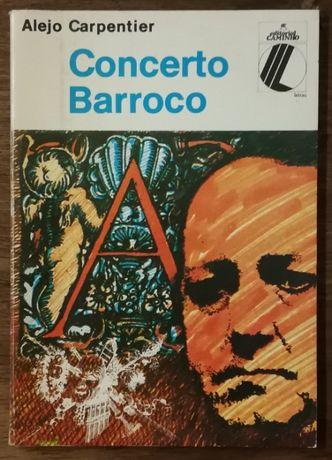 concerto barroco, alejo carpentier, editorial caminho