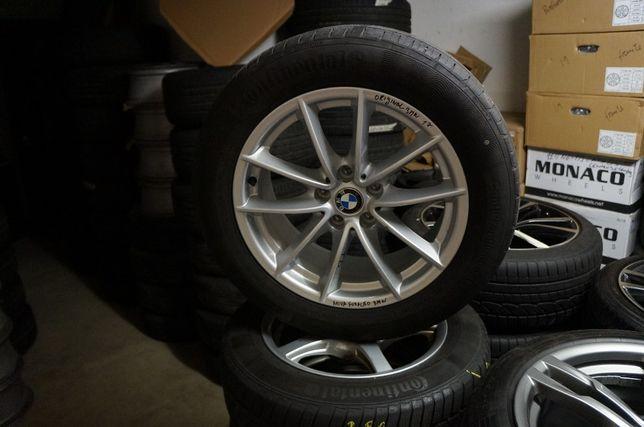 jantes originais BMW ( novo modelo ) com pneus