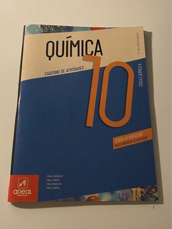 Caderno de atividades - Química 10 (versão do professor)