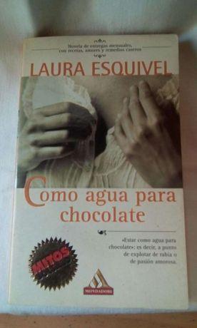 Como Água Para Chocolate / Laura Esquivel - Livro em Castelhano