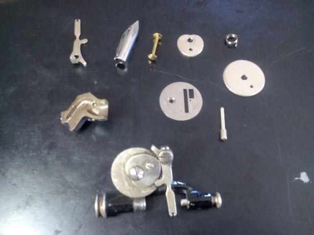 Reparação de máquinas costura de caneleiro de barquinho
