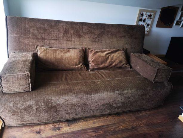 Sofa 2-osobowa rozkładana Ikea Beddinge