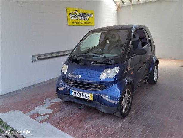 Smart ForTwo Pulse 61