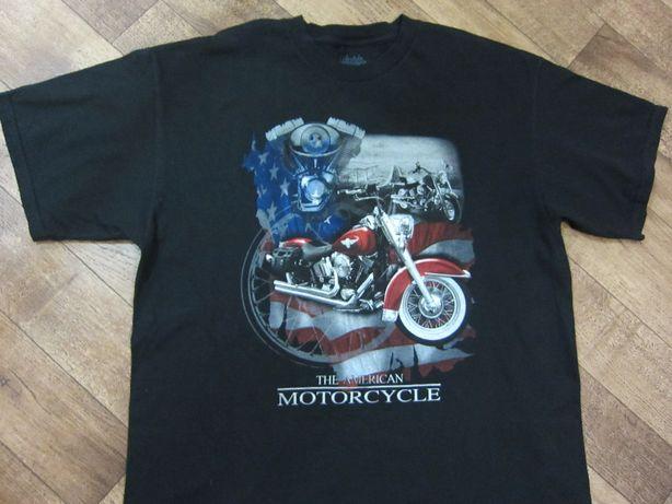 Мужская футболка Motorcycle