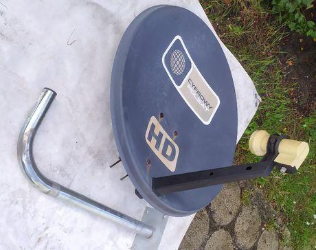 Antena satelitarna -talerz