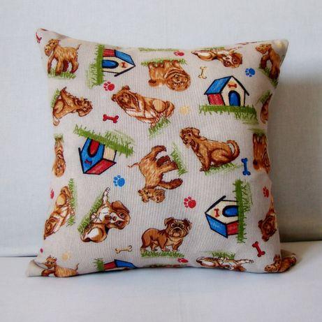 Декоративные наволочки на диванные подушки 40х40 см