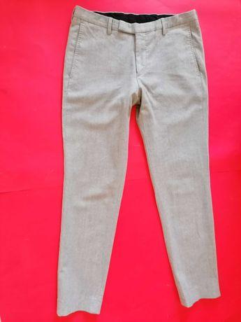 Baldessarini. Spodnie jak nowe. Chłopcy. Wełna. Wizytowe. 158/164.