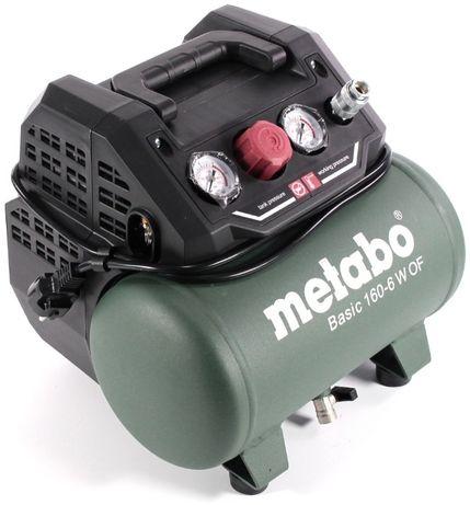 Компрессор Metabo Basic 160-6 W OF (601501000) Бесплатная доставка