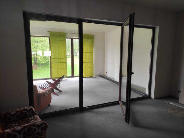 Okno drzwi tarasowe drutex