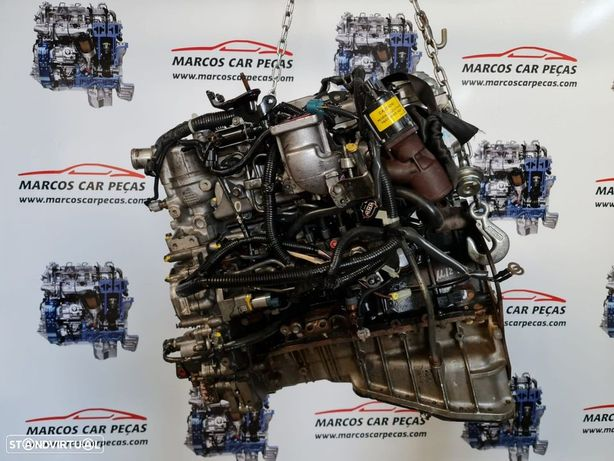 Motor iSUZU D-MAX REF. 4JK1