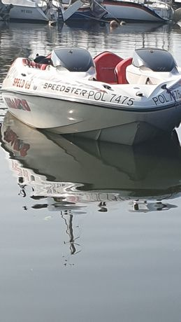 Sea doo speedster  2x110 km