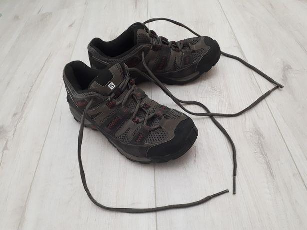 Кроссовки ортопедические обувь спортивная Salomon 36 размер 23.8 см