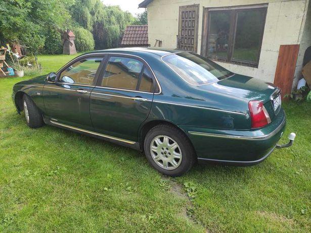 Rover 75 2.0 CDT sedan 2000 rok diesel zielony