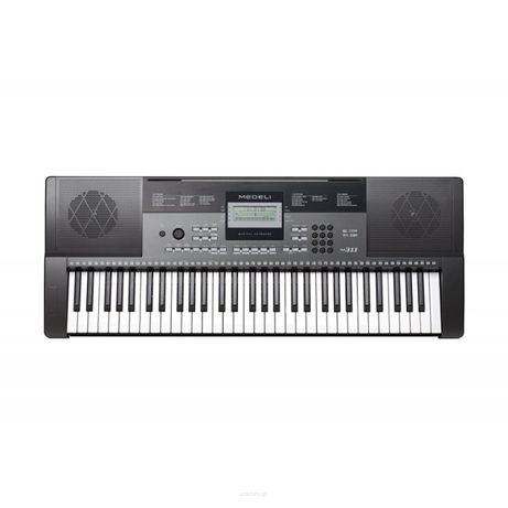 Keyboard do nauki Medeli M311 61 klawiszy + pulpit