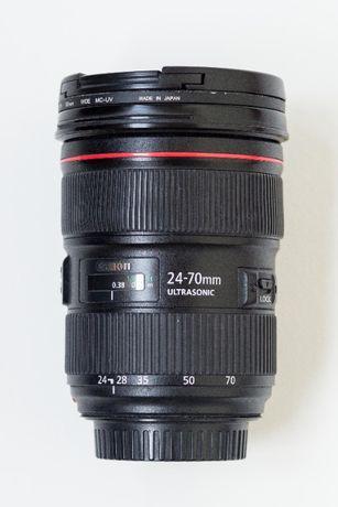 Объектив Canon EF 24-70mm f/2,8L II USM
