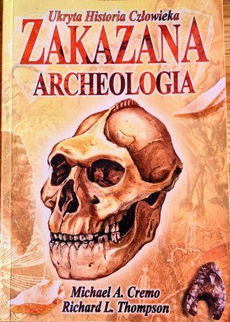 Zakazana archeologia. Ukryta historia człowieka. Cremo, Thompson