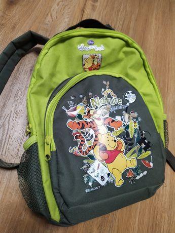 Plecak Kubuś Puchatek jak nowy przedszkolny szkolny wycieczkowy