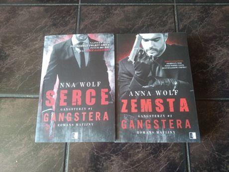 Serce gangstera, zemsta gangstera. Anna Wolf