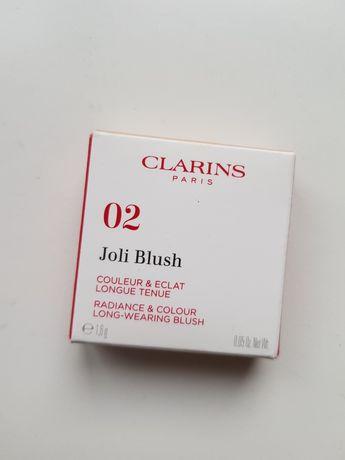 Clarins Joli Blush róż 02