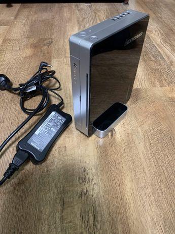 Маленький компьютер неттоп Lenovo IdeaCentre Q190