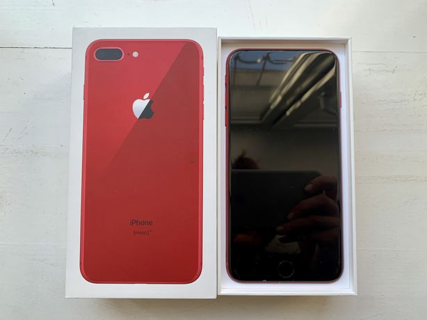 Продам Iphone 8 Plus 64 Gb Product Red Neverlock