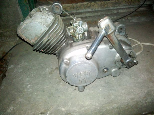 Продам двиготель с мопеда Карпаты