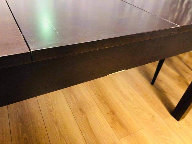 Stół rozkladany wenge 160-240cm x 90cm