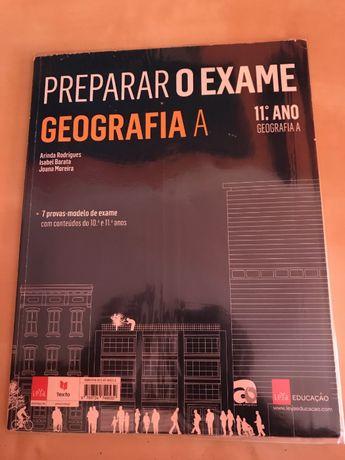 Geografia A 11º Ano - Preparar o Exame