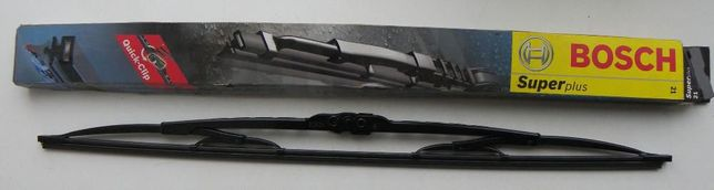 щётка стеклоочистителя Bosch Super Plus 53,5 и 48,5см, Бельгия