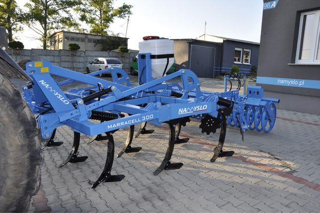 Agregat Kultywator bezorkowy Maracell 3 m firmy Namyslo gruber