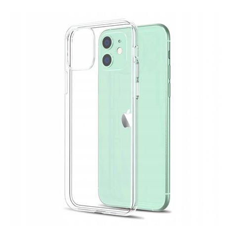 Etui przeźroczyste clear Case do iPHONE 12 MINI slim nowe