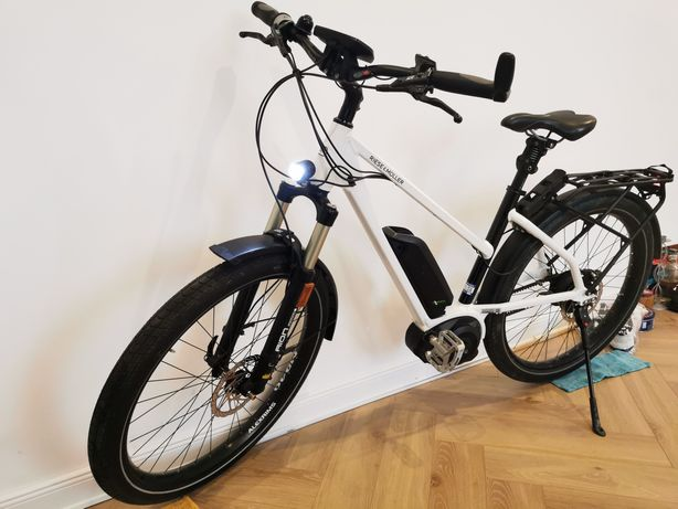 Электровелосипед Riese&Muller 45 км/ч