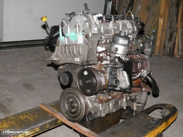 Motor FIAT PANDA 2 1.3 JTD 16V 70 CV - 188A8000
