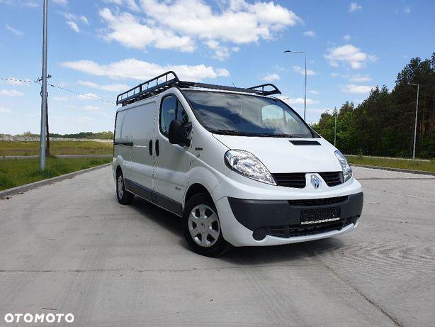 Renault Trafic EXTRA  2,0dCi 115 L2H1 Długi Long Bagażnik Dachowy Perfekcyjny Kamera Cofania